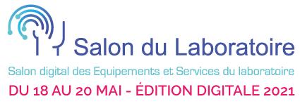 Logo Salon du laboratoire
