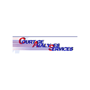 COURTAGE ANALYSES SERVICES